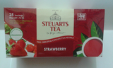 Steuarts STRAWBERRY Tea 25 bags