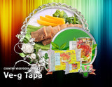 VE-G-TAPA - vegetarian meat - 24 x 350g