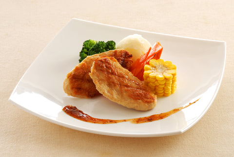 VEGETARIAN CHICKEN BREAST 454g