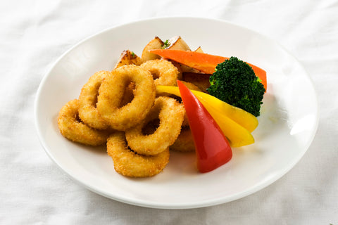 VEGETARIAN FRIED SQUID RING 454g