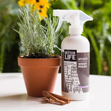 WOOD POLISH CLEAN & PROTECT, Cinnamon & Lavender, 16oz/ 473ml - Eco Friendly Cleaning Products
