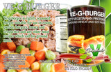 VE-G-BURGER - vegetarian meat