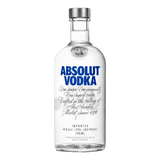 ABSOLUT VODKA (40% alc/vol)