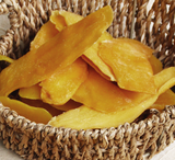 DRIED MANGO Slices 20 Kilo - unpacked