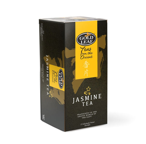 Gold Leaf Jasmine Tea 25's