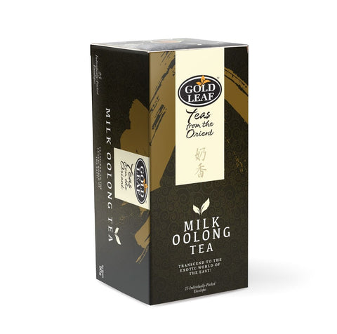 Gold Leaf Milk Oolong Tea 25's