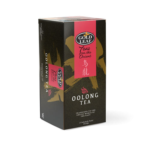 Gold Leaf Oolong Tea 25's