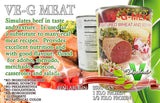 VE-G-MEAT - vegetarian meat