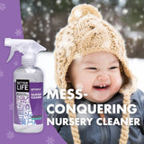 NURSERY CLEANER, Lavender & Chamomile, 16oz/ 473ml - Eco Friendly Cleaning Products