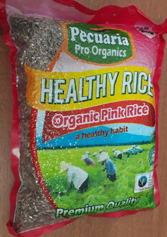 Pecuaria's Healthy Pink Rice 2 kg