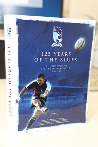 Blues 125th Anniversary Book