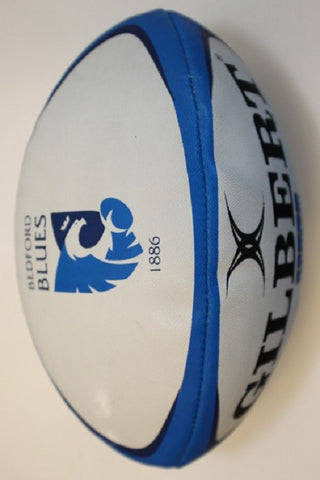 Blues Rugby Ball