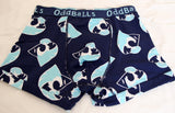 Oddballs Bedford Blues Boxer Shorts
