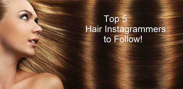 Top 5 Hair Instagram Accounts To Follow