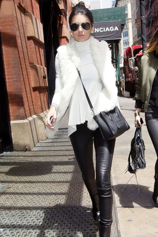 Kendall Leather Leggings