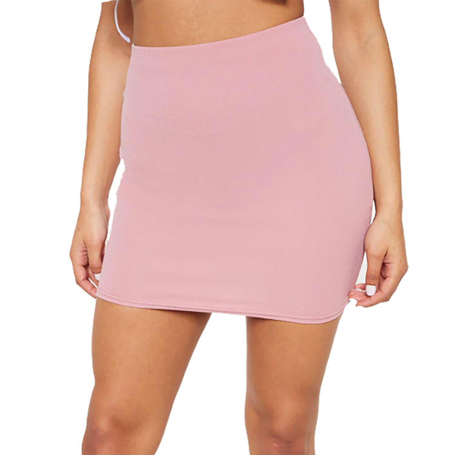 Basic Mini Skirt
