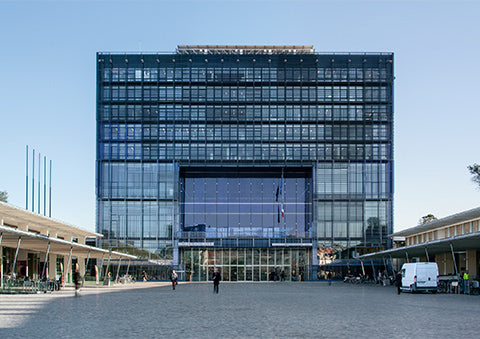 City Hall, Montpellier France 2003-2011
