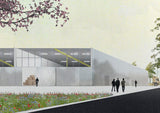 Incubator, Waregen Belgium 2013- Competition First Prize