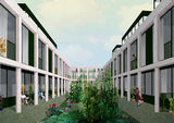 Housing Complex, Brussels Belgium 2013-