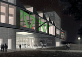Campus RTS, Lausanne Switzerland 2014- International Competition, First Prize