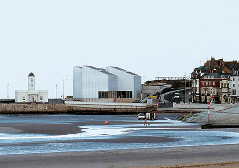 Turner Contemporary Margate, Kent, United Kingdom 2006-2011 [Competition First Prize]