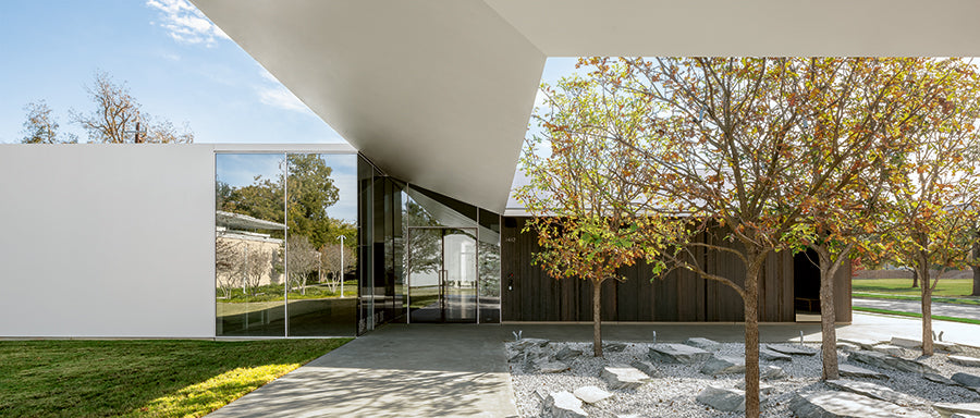 Menil Drawing Institute, Johnston Marklee