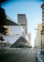 Biblioteca de Seattle, OMA