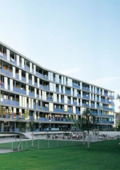 Gigon / Guyer  Brunnenhof Housing Complex