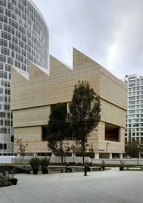 David Chipperfield - Museo Jumex El Croquis