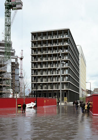 David Chipperfield - Edificio de oficinas One Pancras Square El Croquis