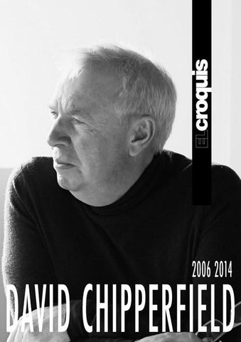David Chipperfield 2006 2014 El Croquis