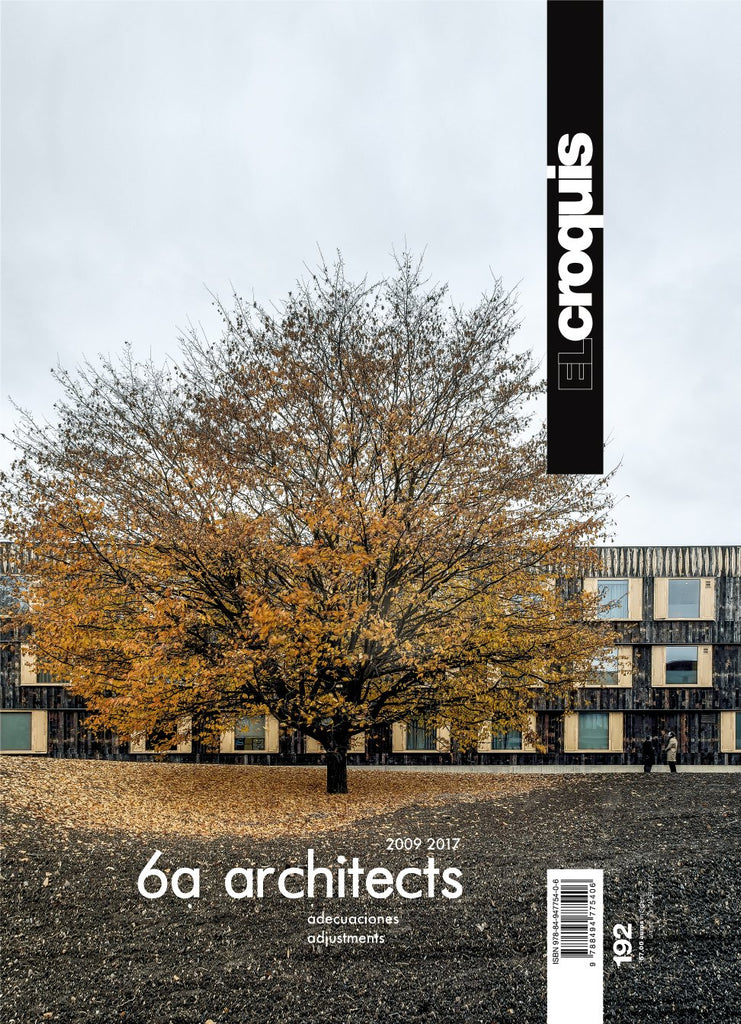 N. 192 6a architects 2009 2017