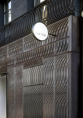 6a architects - Fachada de la Tienda Paul Smith