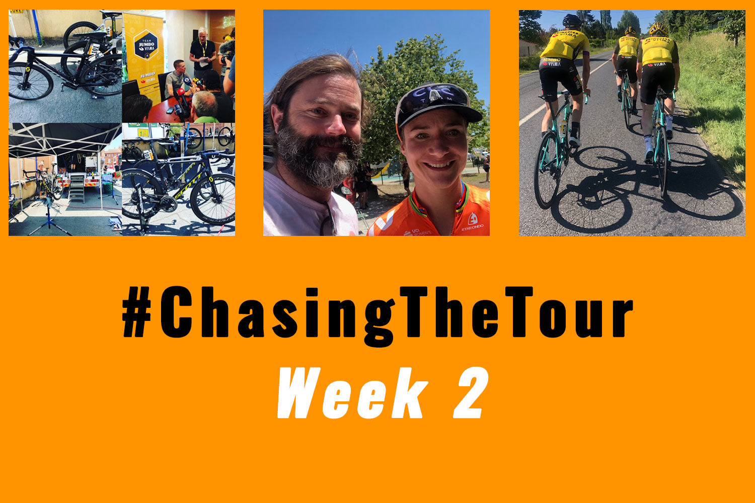 Chasing the Tour - Week 2