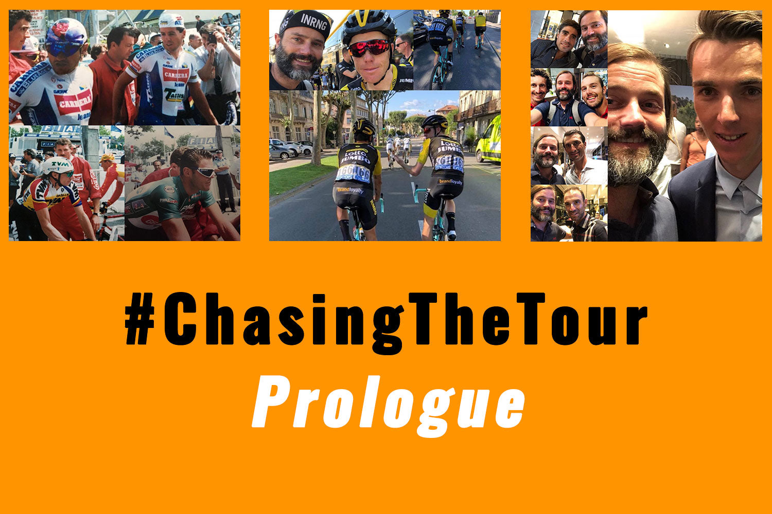 Chasing the Tour - Prologue