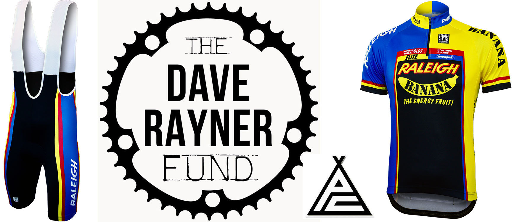 £18,000 donated to the Dave Rayner Fund & Raleigh Banana Retro Kit Announced!