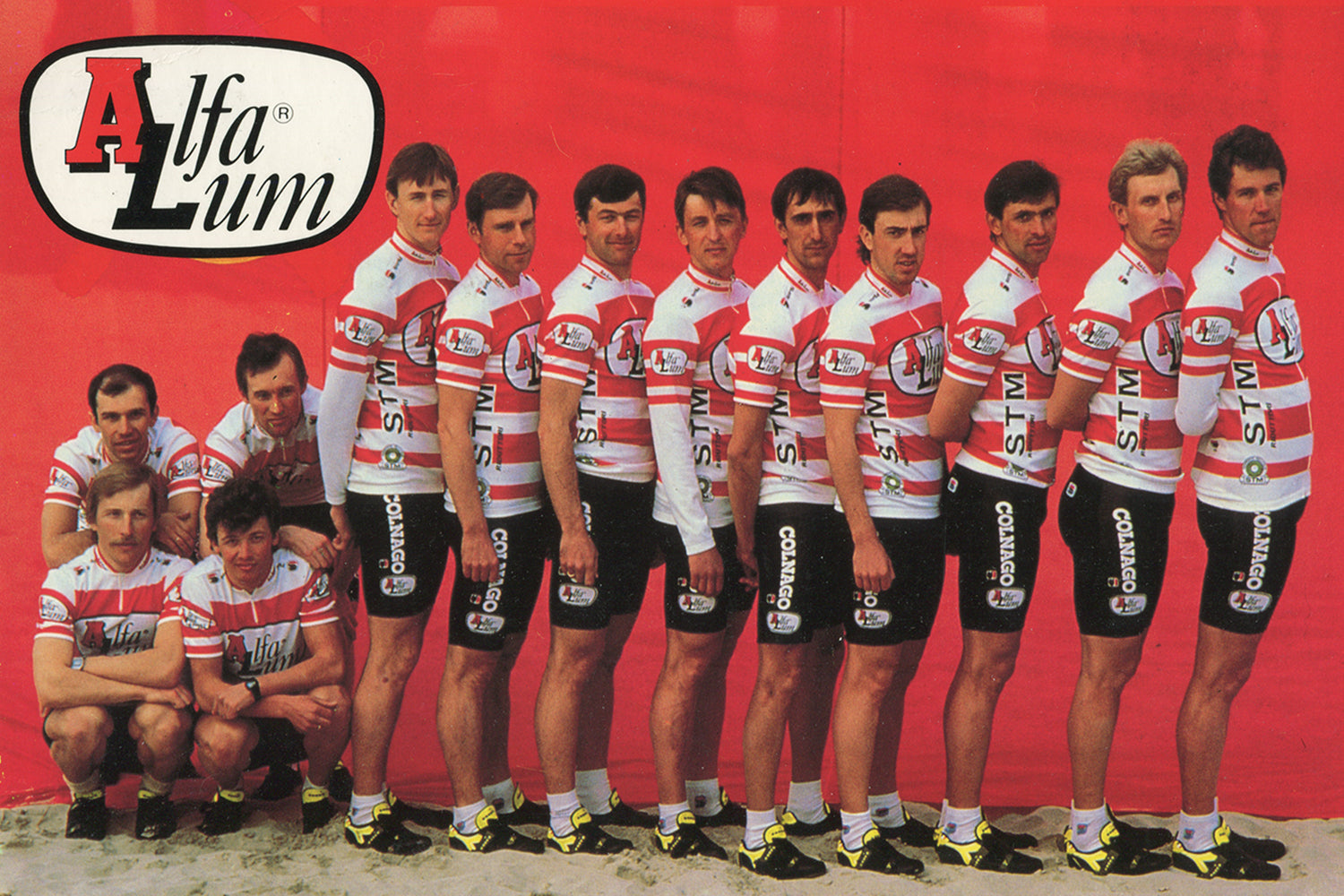 Alfa Lum Cycling Team - Part 3