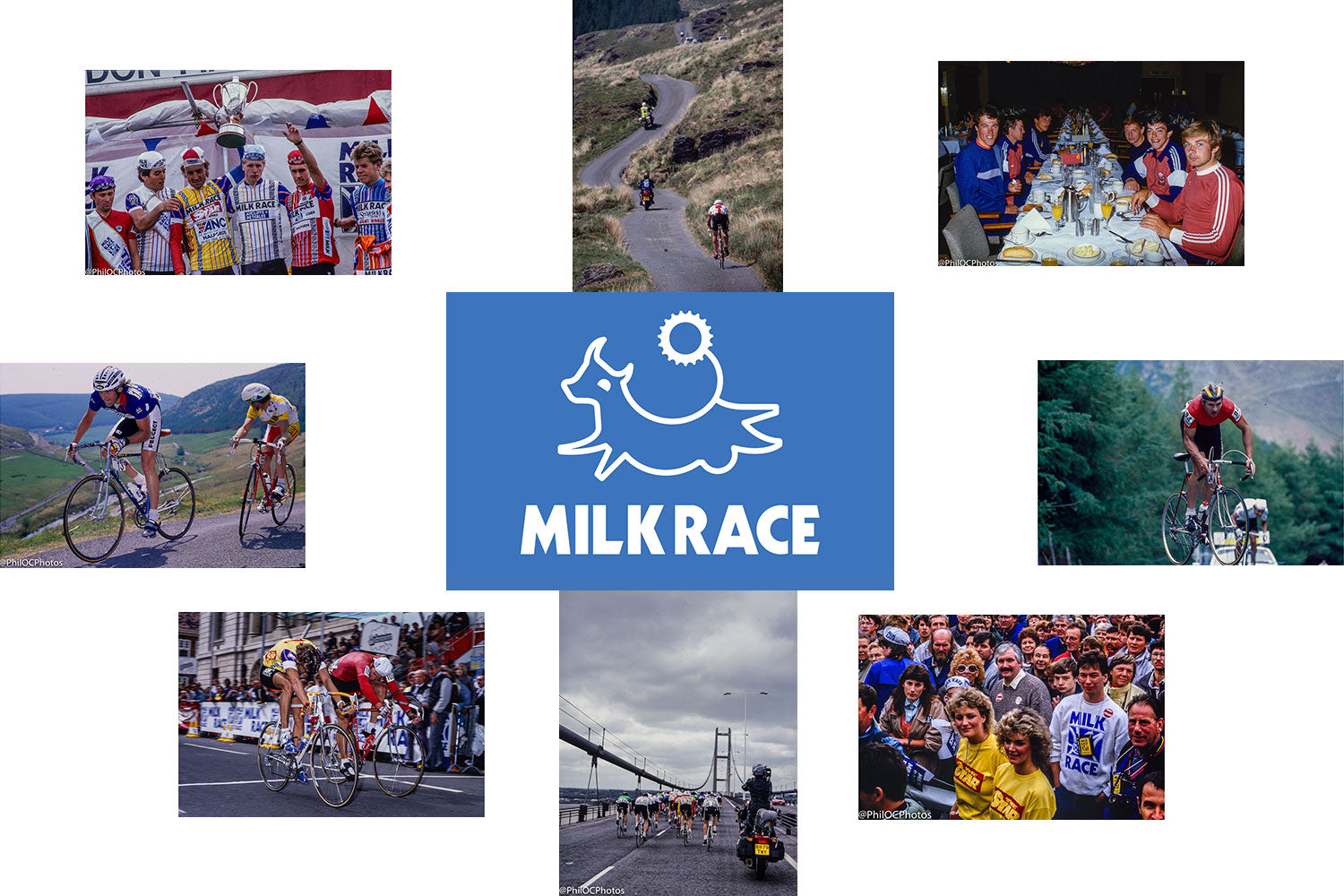 Phil O'Connor's favourite Milk Race Photos
