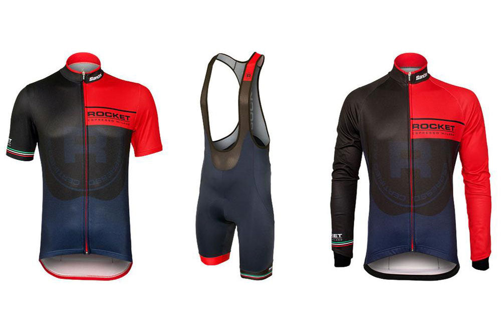 Prendas Ciclismo launch refreshed Rocket Espresso 2.0 Collection