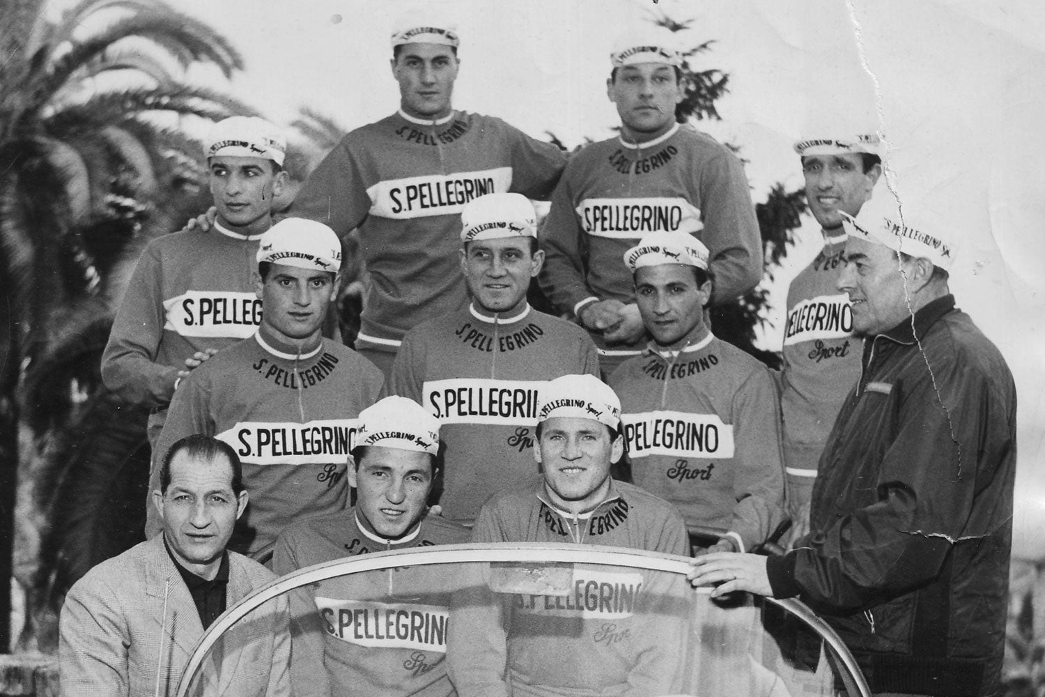San Pellegrino Cycling Team - Brilliant Orange