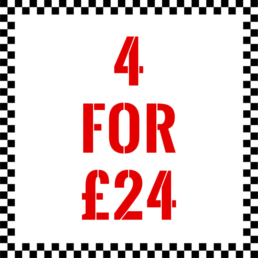 Multisaver Offer: 4 for £24