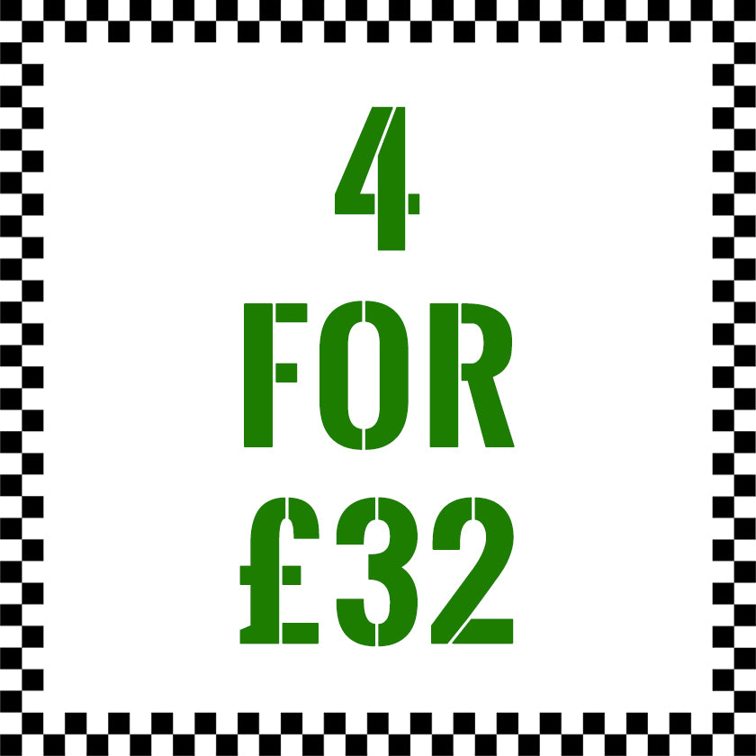 Multisaver Offer: 4 for £32