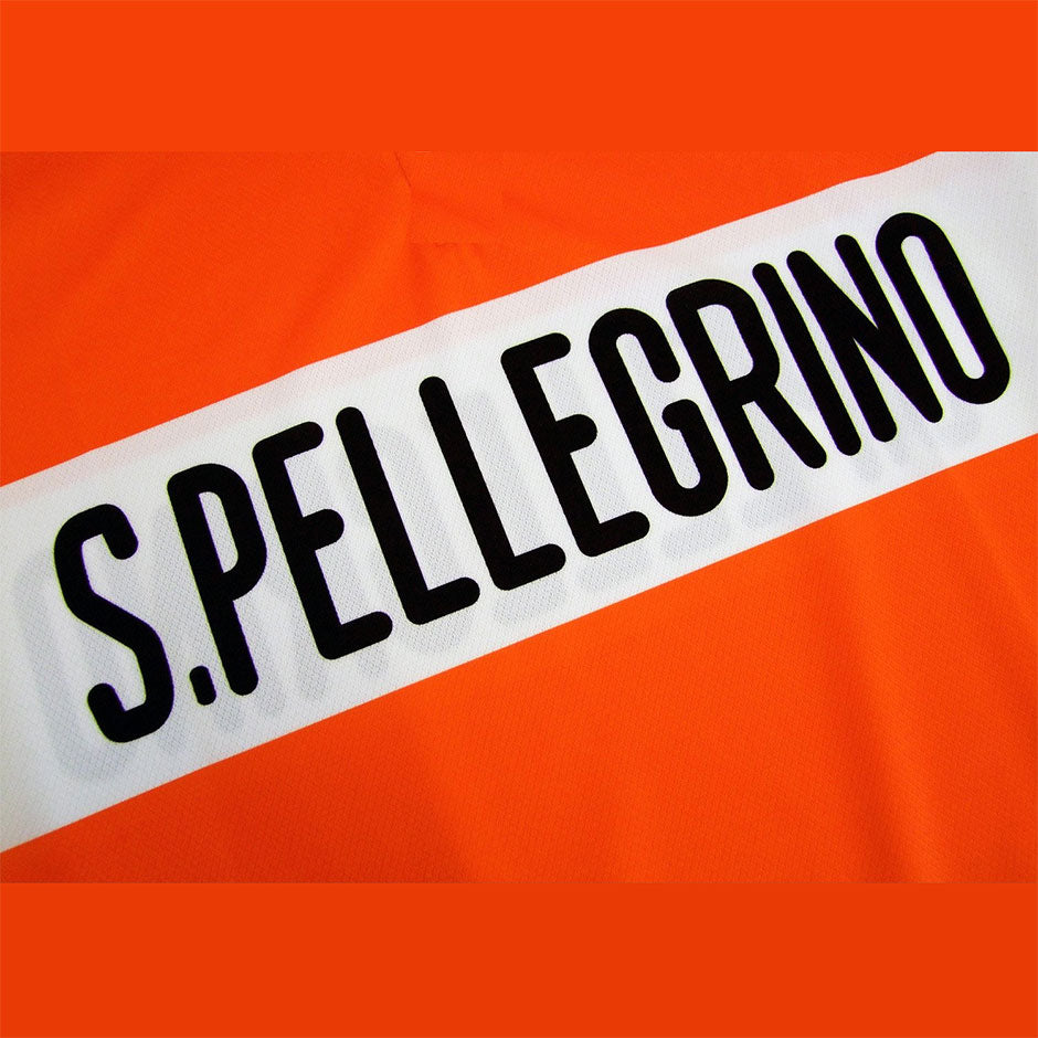 San Pellegrino retro jerseys and cycling clothing
