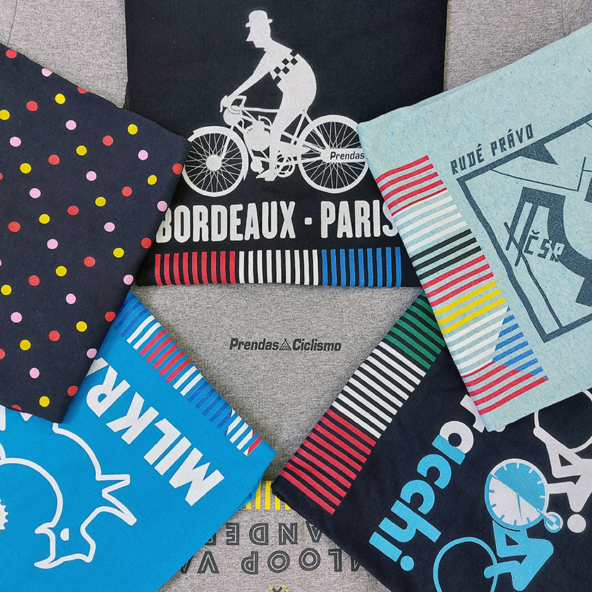 Cycling-inspired T-Shirts