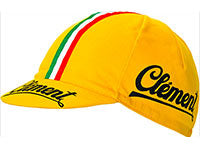 Best cycling caps: 10) Clement Tubulars Retro Cycling Cap