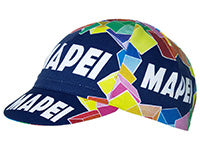 Best cycling caps: 3) Mapei cycling cap