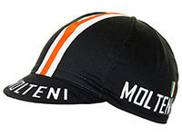 Best cycling caps: 1) Molteni retro cycling cap