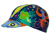 Best cycling caps: Cinelli Jungle Zen