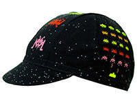 Best cycling caps: Spacer Invaders cycling cap