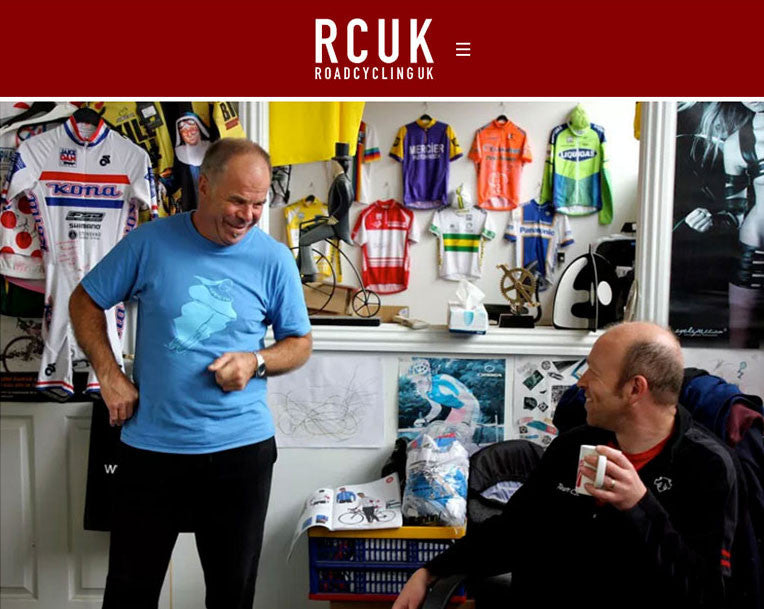 RCUK:  Our Favourite Shops: Prendas Ciclismo